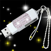 real capacity    lovely jewellery stars1GB/4GB/ 8GB/16GB/32GB  USB flash drive memory stick S36