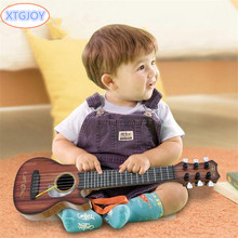 1PCS LeadingStar 2017 New Toy Guitar Child Musical Instrument Electric Style Beginner Learning Guitars