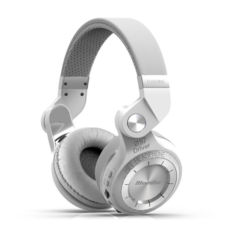Bluedio T2+ fashionable foldable over the ear bluetooth headphones BT 4.1 support FM radio& SD card functions Music calls (9)