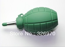 GREEN   NEW STLYE Clean Soft Rubber Dust Blower Air Blowing Ball Pump for Camera lens Filter  UV ND CPL PLD CCD LCD Screen