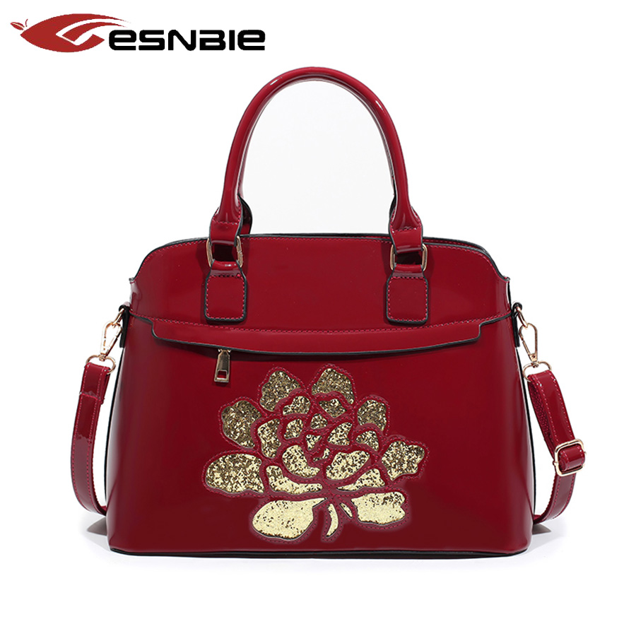 Fashion Hollow Out Leather Women Handbag Quality Leather Women Shell Vintage Shoulder Bag Chinese Style Ladies Bag sac a main<br><br>Aliexpress