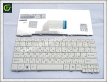 Russian Keyboard for IBM LENOVO IdeaPad  S11 S10-2 S10-2C S10-3C  WHITE RU laptop keyboard