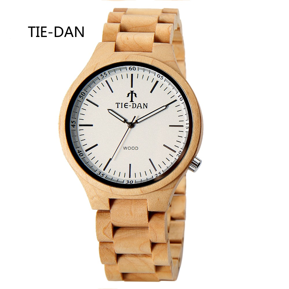 Men Dress Watch Men Wooden Quartz Watch with Calendar Display Bangle Natural Wood Watches Gifts Relogio<br><br>Aliexpress