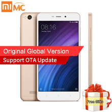Global Version Xiaomi Redmi 4A 4 A Smartphone 2GB 32GB Snapdragon 425 Quad Core 5.0 Inch Display 13MP Camera MIUI 8.1 OTA Update(China)