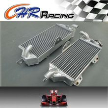 L&R aluminum/alloy radiator for Kawasaki KX500 1988-2004 2003 2002 2001 2000 1999(China)