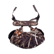 Winter warm products outdoor hand warmer treasure neck hanging warm bag camouflage adjustable neck heater outdoor accessories(China)