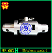 Globaltruss standard Aluminum hinge element both left and right for stage truss tube 50mm(China)
