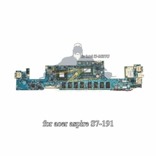 NB.M3G11.002 NBM3G11002 48.4WD04.02N for acer aspire S7-191 laptop motherboard i7-3537U HM77 GMA HD4000 4GB ram on board