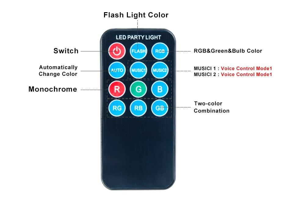 RGB Stage Lighting effect Lamp _ (3)
