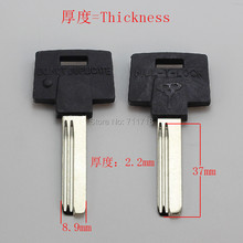 B159 House Home Door Empty Key blanks Locksmith Supplies Blank Keys(China)