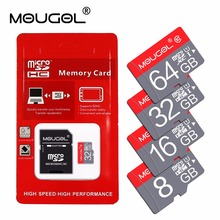 Free shipping Microsd Flash Card Large Capacity 64GB 128GB Memory Card 32GB Micro SD Card 4GB 8GB 16GB cartao de memoria(China)