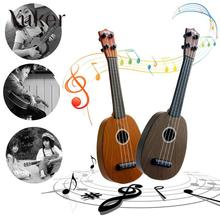 Yuker 41cm Ukelele Guitar Simulation Wood Grain  Children Music Art Educational Instrument