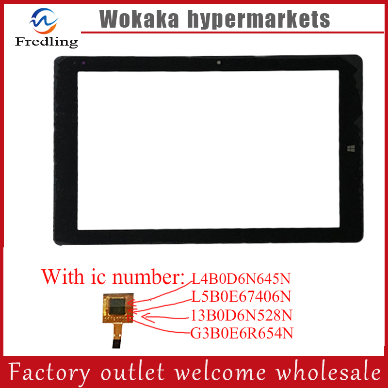 High Quality New For Chuwi HiBook Pro 10.1 CW1526 Tablet PC Touch Screen Digitizer Sensor Replacement<br>