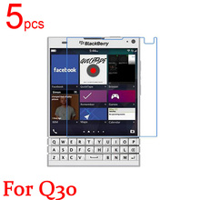 5pcs Ultra Clear/Matte/Nano anti-Explosion LCD Screen Protector Film Cover For Blackberry Passport Q30 Q10 Q5 Q20 Protectiv Film
