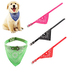 Adjustable Pet Collar for Dogs Puppy Scarf Dog collar Lovely Tie Necktie Bandana Quality Pet Cats Dog Accessories Supply 50