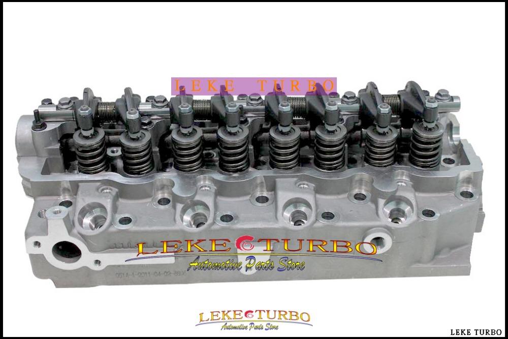 4D56 4D55 Cylinder Head Assembly 908 611 MD185918 For Ford Bronco Ranger