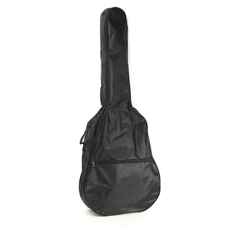 Good deal Waterproof Lightweight Black 41Electric Acoustic Guitar Bag Case Bass Carry Shoulder Strap<br><br>Aliexpress