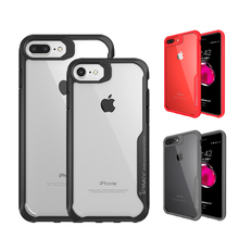 For iPhone 6 6s Plus case iPaky Brand Heavy Duty Robot Case For iPhone 7 7 Plus Flexible Bumper Crystal Back Case Cover(China)