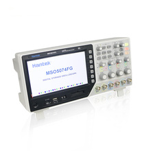 Digital Oscilloscope Hantek MSO5074FG 4CH Osciloscopio+ 8CH Logic Analyzer PC USB Oscilloscopes