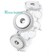 Buy P00685 Snap Button Bracelet&Bangles Newest Design Snap Button Zinc Alloy Charm Bangles 18mm Rivca Snap Button Jewelry for $1.38 in AliExpress store