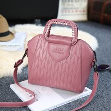 Women Bag Network Casual Tote Evening Bags Brand Fashion Handbag Female Pu Leather Handbags Lady Bag Top-Handle Bags +Free gift(China)