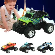 2017 Mini RC Car 8024 Racing Car Rock Crawlers Rally Climbing Car Portable Bigfoot Car Remote Control Model Off-Road Vehicle Toy(China)