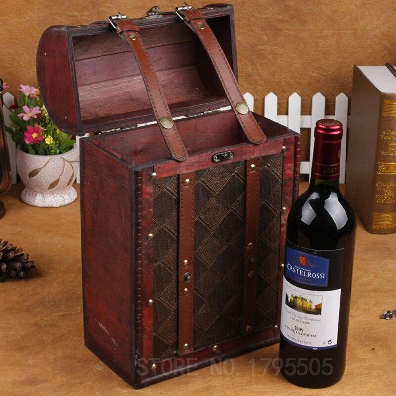 Вино в деревянном ящике подарок 62