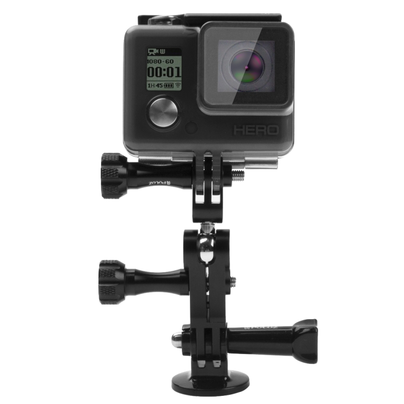 Gopro Accessories Aluminum Ball Joint Mount Joints Holder Gropro Hero 4/3+/3/2/1 SJCAM SJ4000 Xiaomi Yi Action Camera