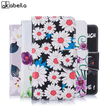 For Huawei P9 Lite P9 Mini G9 G9 Lite VNS-L21 VNS-L22 VNS-L23 VNS-L31 VNS-L53 Honor 8 Smart (India) PU Leather Bag Flowers Cases