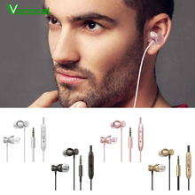 Magnetism Wired Headphone Earphone Headset with Microphone Mic and 2pairs earbuds tips for iPhone 6 5 Samsung Galaxy Tab gadgets