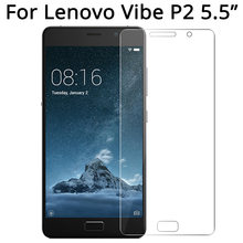 9H Tempered Glass For Lenovo P2 Screen Protector Film Explosion-proof Cover for Lenovo Vibe P2 P2a42 Glass Protective Films P 2(China)
