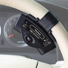 Portable Parrot Steering Wheel Handsfree Auto Bluetooth Receiver Car Kits Hands Free For Mobile Phone Speakerphone Bluetooth