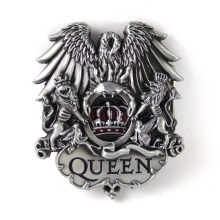British rock band Queen belt buckle metal mens big buckle for belts accessories retail wholesale custom cowboy buckles