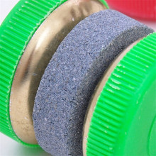 1 Pc Mini Kitchen Knife Sharpener Stone Abrader  Grinding Wheels Sharpening Tool Kitchen Accessories Kitchen Kit P05