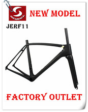 factory hot selling only 720g high quality carbon road bike frame T1000 t60 Material 2 years warranty time OEM design