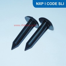 UNIQUE NAIL-SHAPED RFID TAG for Asset tracking and logistics with ISO 15693, 13.56MHz  I CODE SLIX Chip
