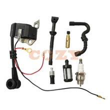 New Ignition Coil for Stihl 017 018 MS170 MS180 Chainsaw Replace # 1130 400 1302(China)