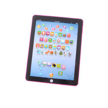New Arrival Child Kids Computer Tablet Chinese English Learning Study Machine Children Gift Toy Baby Educational Toys