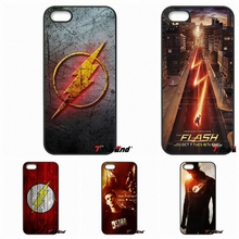 For Sony Xperia X XA XZ M2 M4 M5 C3 C4 C5 T3 E4 E5 Z Z1 Z2 Z3 Z5 Compact The Flash Tv Series Show Logo Superheroes Cover(China)