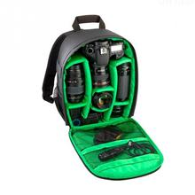 Video Photo Digital Camera Shoulders Padded Backpack Bag Case Waterproof Shockproof Small Bags for Canon Nikon Sony