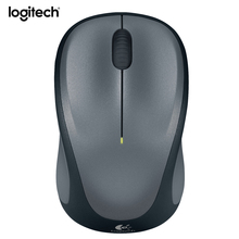Logitech Wireless Mouse Gamer M235 Original Mice Unifying Receiver for Lap Top PC Ergonomic Optical Mini Computer Mouse(China)