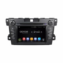 "Quad Core HD 2 din 7"" Android 5.1 Car DVD GPS for Mazda CX-7 CX 7 2012 2013 2014 2015 With Radio 3G WIFI Bluetooth USB 16GB ROM"