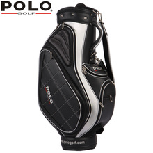 brand POLO. complete golf set stand bag water-proof Anti-Friction POLO Golf Caddy Bag golf cart bag staff golf bags(China)