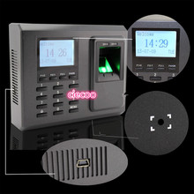 Hot selling Black & white LCD Green/Red LED Indicator fingerprint access control device biometric access controller