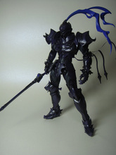 Unpainted Anime GK Garage Resin Figure Fate/Zero Lancelot Model Kit(China)