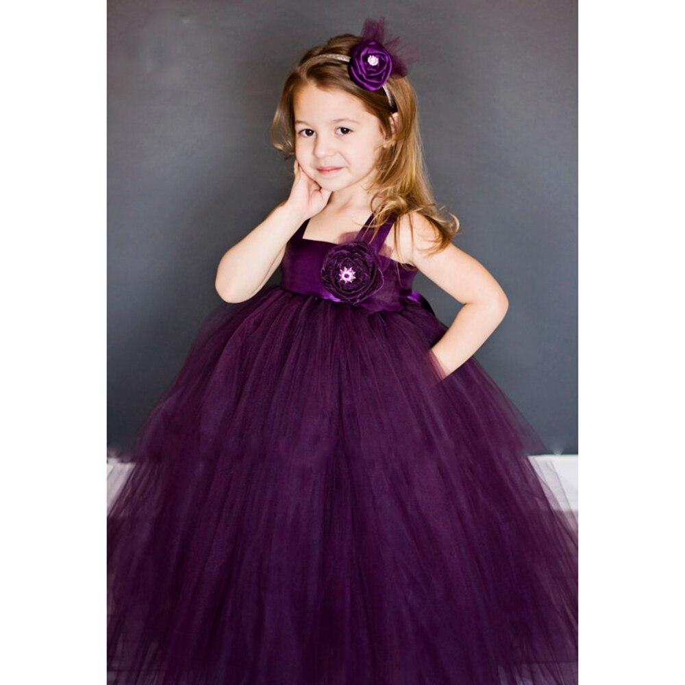 Aliexpress Buy Girl Fairy Flower Girl Dress Wedding Party