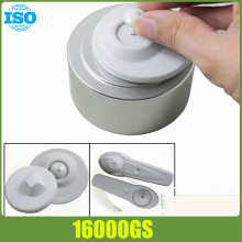 Retail store theft alarm tag remover,16000GS magnet tag detacher checkpoint tag detacher1pcs free shipping