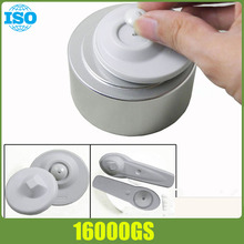 Retail store theft alarm tag remover,16000GS magnet tag detacher checkpoint tag detacher1pcs free shipping(China)
