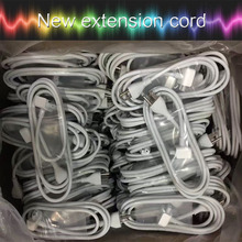 5pcs New 1.8M Magsafe Charger Extension Cable For Macbook Pro Retina Air AC Adapter Magsafe Charger Adapter US Cord 85W 60W 45W(China)