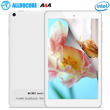 "Cube iWork8 Air Pro Tablet PC 8.0"" Windows 10 + Android 5.1 Intel Cherry Trail X5-Z8350 Quad Core 1.44GHz 2GB RAM 32GB ROM HDMI"